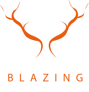 Blazing Stump Hotel Logo